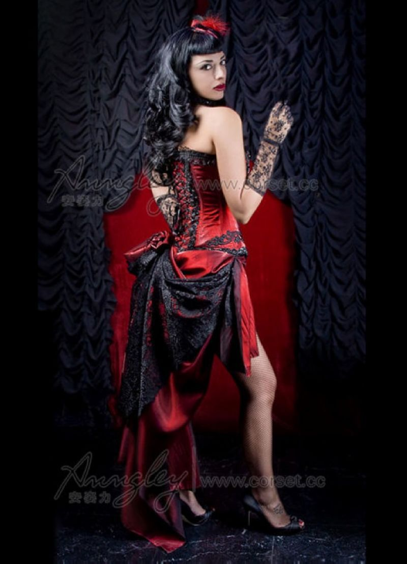 378cdc64e46 Sexy Black Ruffled Lace Red Gothic Party Skirts For Sale Plus Size  Available-in Skirts from Women s Clothing on Aliexpress.com