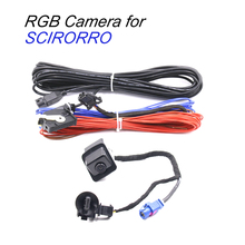 Für VW RNS510 RCD510 RNS315 SCIROCCO RGB RÜCKANSICHT KAMERA KIT