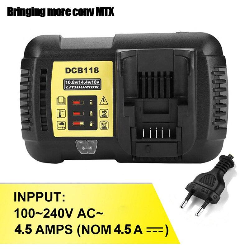 Dewalt DCB184 18v 5,0 Ah Batterie LI-ION XR Gamme Lithium Ion Véritable 5 Amp