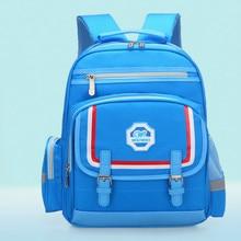 Orthopedic Boys Girls Schoolbags for Teenager Waterproof Backpack Bookbags Children Primary Escolar Satchel Mochila Zip Infantil
