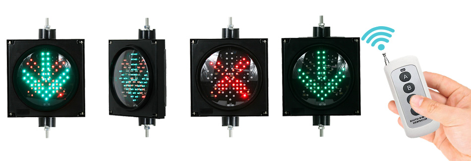 Cheap led traffic signal