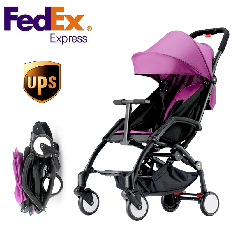 In Stock Folding Baby Stroller Umbrella Trolley Poussette Kinderwagen Bebek Arabas Buggy Stroller Minnie Black Pram 5 Accessory
