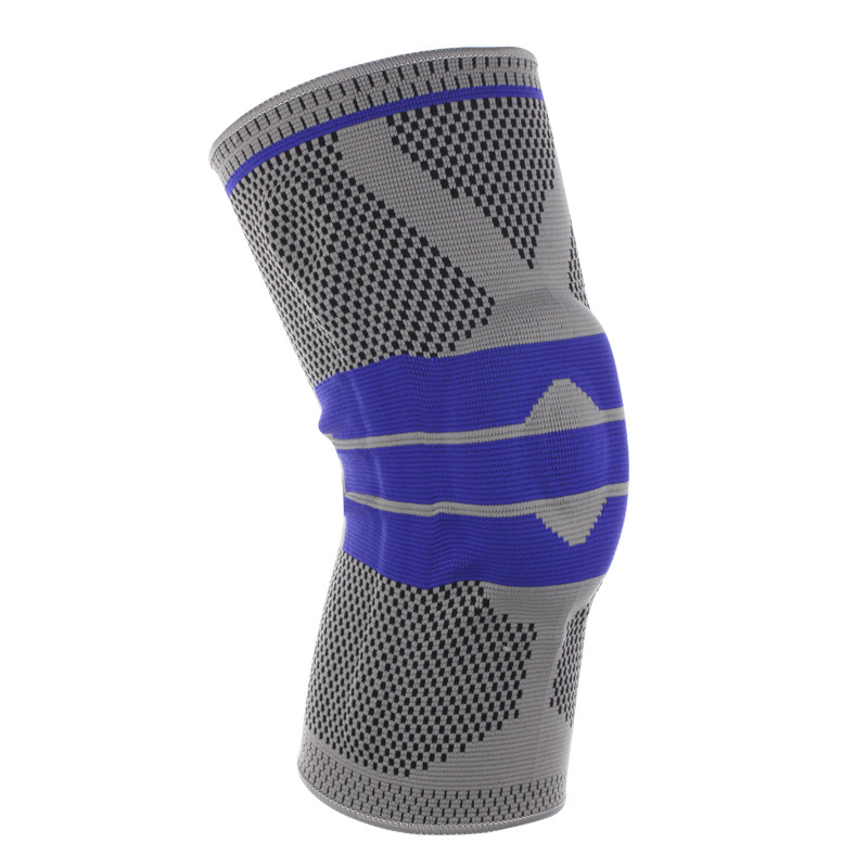 Knee Protector Sports Safety Knee Guard Elastic Nylon Sport Compression Basketball Knee Pad Volleyball Protective Gear