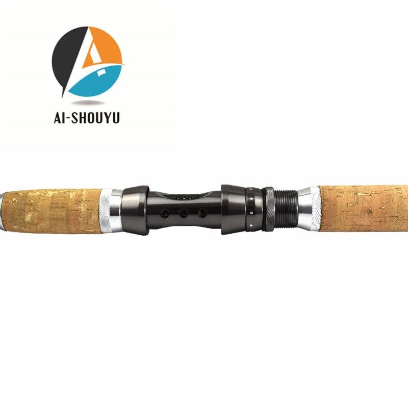 AI-SHOUYU Fibră de carbon Telescopic Rod de pescuit 2.1-4.5m Pârtii - Pescuit - Fotografie 3