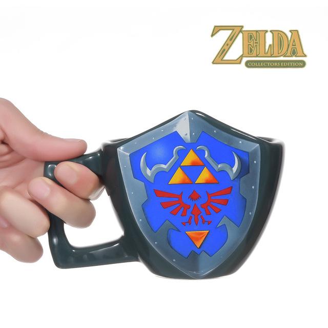 Creative Legend of Zelda Ceramic Mug