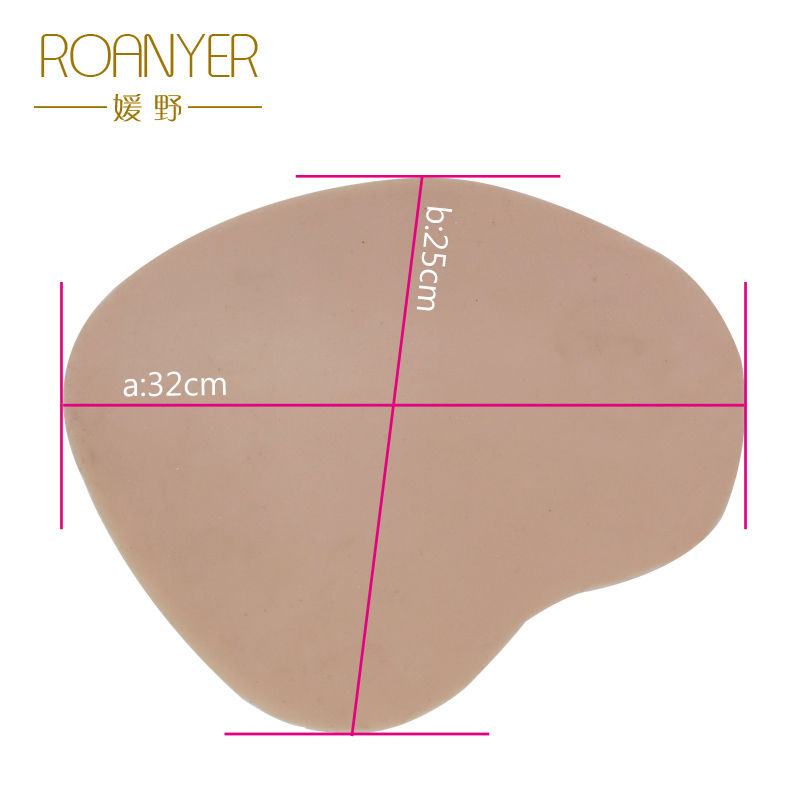 Roanyer Silicone Hip Pads Beauty Butt Lifter Removable Specialty Beautify Hip Buttock Lifter Shaper Enhancer Pads crossdresser in Braces Supports from Beauty Health