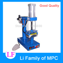 1pc air cap press machine.pneumatic heat press machine