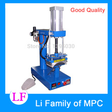 1pc air cap press machine pneumatic heat press machine