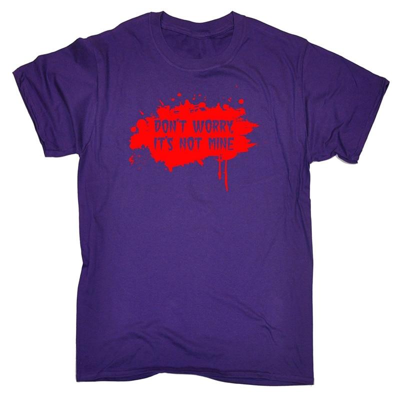 T Shirt Shop Online Crew Neck Men Short-Sleeve Best Friend DonT Worry ItS Not Mine Shirts