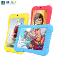 "Y3 irulu 7 ""Babypad 1280*800 IPS GMS A33 Quad Core Android 5.1 Tablet PC 1 GB 16 GB Silicone Case Presente para as crianças"