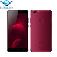 Elephone C1 Макс Quad Core MT6737 Android 7.0 смартфон 2 г Оперативная память 32 г Встроенная память 13.0MP 6.0 дюймов мобильного телефона fin G erprint телефона