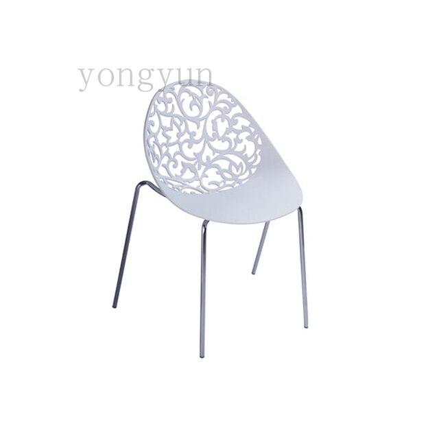 PP Stoel Plastic en Staal Moderne Minimalistische Klassieke mode ...