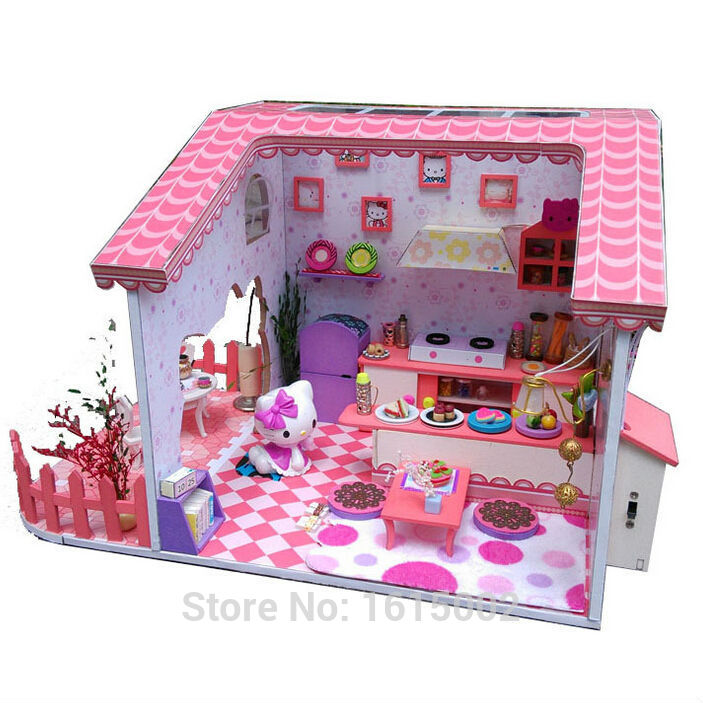 Dolls House Games Room