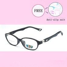Очки для маленьких девочек и мальчиков, винтажные очки для чтения в стиле ретро, очки для чтения, оправа для очков, эластичные очки, очки для ног, Oculos De Grau, Y8808-25