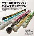 Al por mayor venta al por mayor nuevo Cadero 2x2 Ner de cristal estándar Golf en 10 colores para elegir 10 unids/lote envío gratis Golf club puños
