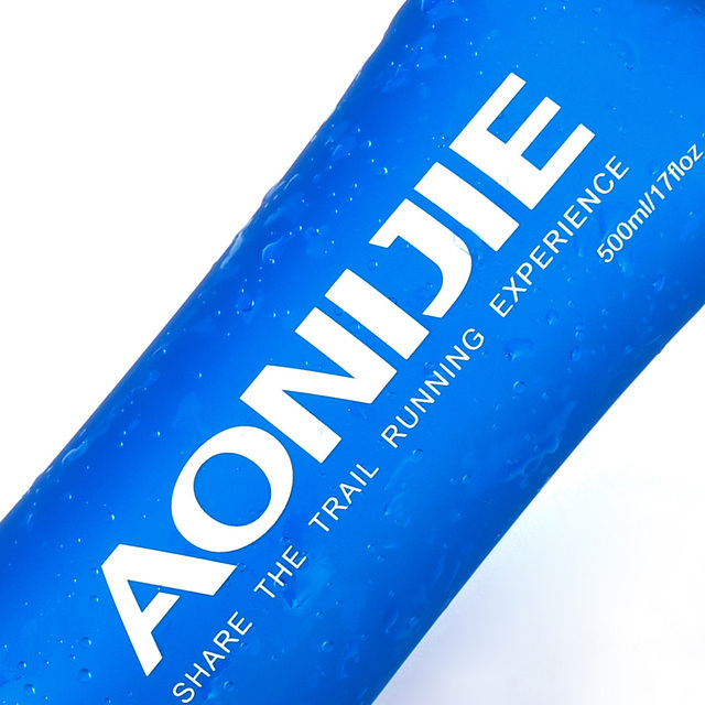AONIJIE SD09 SD10 250ml 500ml Soft Flask Folding Water Bottle TPU Free 5