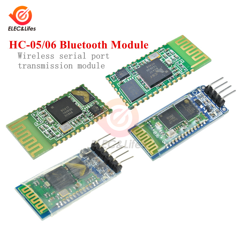 <font><b>HC</b></font>-05 <font><b>HC</b></font>-<font><b>06</b></font> RF Wireless Bluetooth Transceiver Slave Module RS232 / TTL to UART converter adapter Serial wireless module <font><b>HC</b></font> <font><b>06</b></font> image