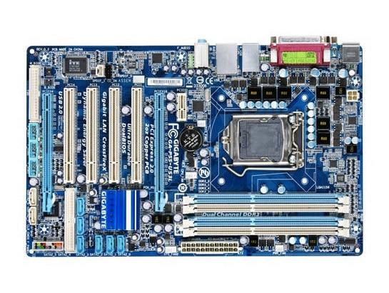 Free shipping original motherboard Gigabyte GA-P55-US3L LGA 1156 DDR3 P55-US3L boards USB2.0 16GB H55 Desktop motherboard
