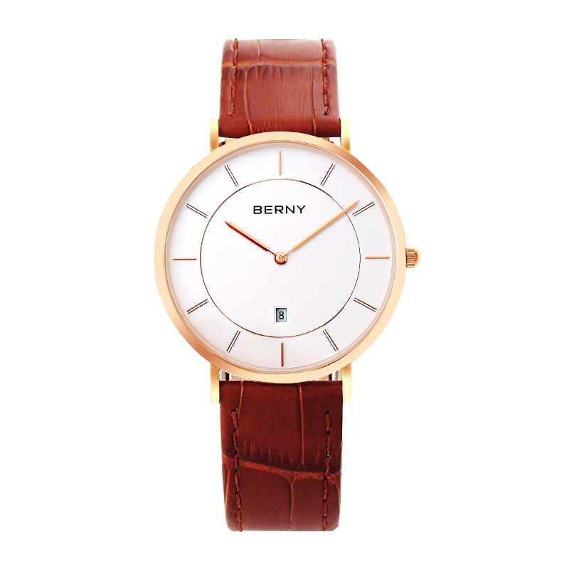 Berny Men Watch Quartz Mens Watches Fashion Top Luxury Brand Relogio Saat Montre Horloge Masculino Erkek Hombre JAPAN MOVEMENTBerny Men Watch Quartz Mens Watches Fashion Top Luxury Brand Relogio Saat Montre Horloge Masculino Erkek Hombre JAPAN MOVEMENT