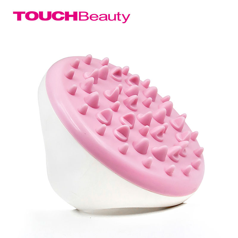 TOUCHBeauty Pink Cellulite Body Massager Ventouses Cellulit Massage Borste Soft Glove Bantning Relaxing Scrub TB-0826B