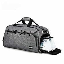 Купить с кэшбэком 2018 New Style  Swim Bag Men Large Capacity Basketball Crossbody Bag Women Waterproof Badminton Racket Storage Bag Travel Bags