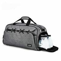 2018 New Style Swim Bag Men Large Capacity Basketball Crossbody Bag Women Waterproof Badminton Racket Storage Bag Travel Bags