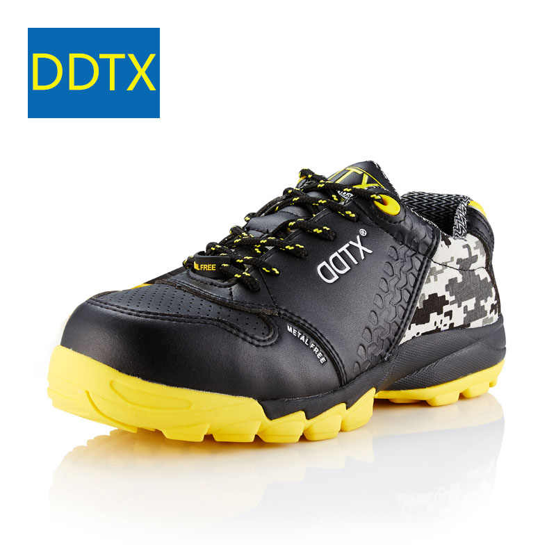 DDTX Men's Safety Work Shoes S1P