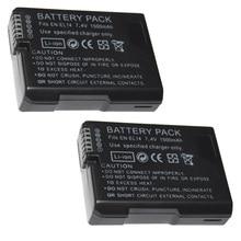 7.4V 1500mAh EN-EL14 Batteries ENEL14 EN EL14 Camera Battery