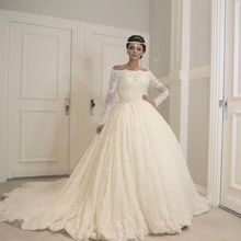 SIJANEWEDDING Luxury Princess Ball Gown Wedding Party Dress