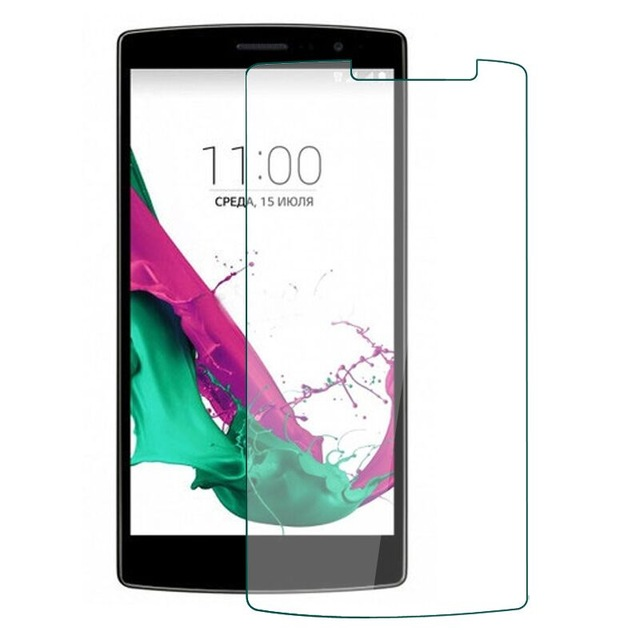 High Quality ! Tempered Glass Screen Protector Film For LG G4Beat Bello2 Ray X190 K4 K7 K10 Zero G5 Anti-sratch Protective Film