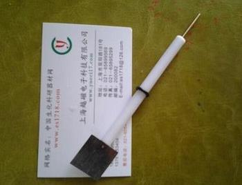 20*20*0.1mm titanium electrode titanium electrode PTFE rod 6mm rod various specifications of high purity titanium electrode