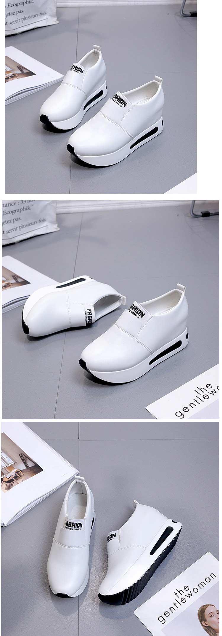 Vulcanize shoes women casual shoes 2019 new fashion solid pu women sneakers slip-on breathable shoes woman zapatos de mujer (27)