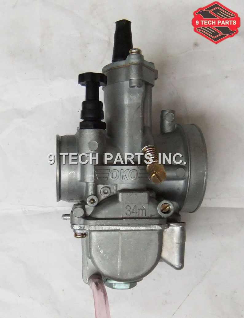OKO Pwk 21 24 26 28 30 32 34 Mm Karbohidrat. Universal 2 Stroke & 4 Stroke Kinerja Balap Karburator Cocok untuk Semua Mesin Sepeda Motor