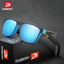 a780c6186 2018 DUBERY Shades Óculos de Sol Masculinos Polarizada óculos de Sol Dos Homens  óculos de Condução Para Os Homens Retro Baratos .