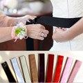 Satin Women Dress Belt  110 inch x 1.6 inch Formal Belt All-match Super Long Girl's Belt Waistband Bride Belt