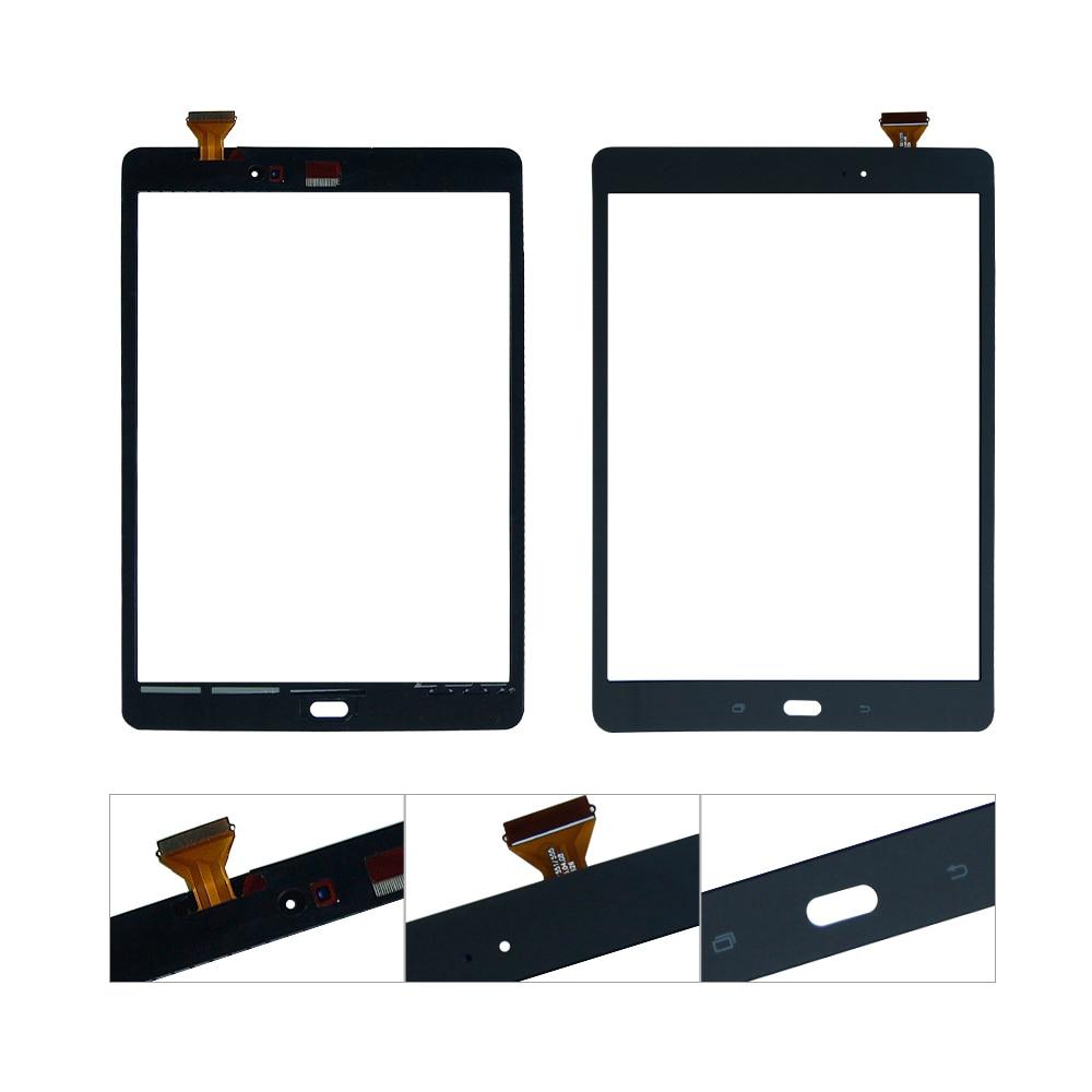 Écran tactile pour Samsung Galaxy Tab A 9.7 SM-T550 T550 numériseur verre numériseur panneau de remplacement