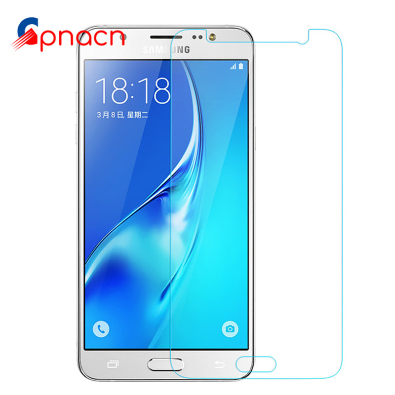 0.3mm Tempered Glass for <font><b>Samsung</b></font> <font><b>Galaxy</b></font> J3 J5 <font><b>J7</b></font> 2016 2015 J310 J510 J710 J300 J500 <font><b>J700</b></font> Screen Protector Protective Film image
