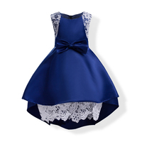 LILIGIRL High Quality Girl Princess Dress Girl Clothes Kids Bow Lace Dresses For Party And Wedding