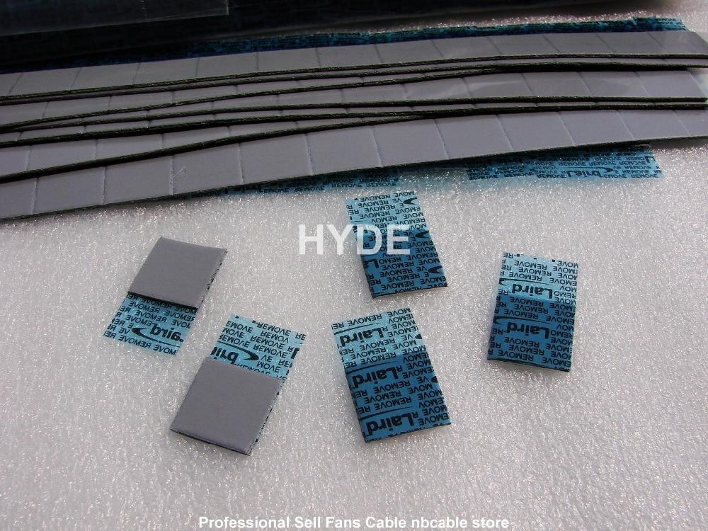 NEW LAIRD T-FLEX 760 700 SERIES Thermal GAP FILLER (15*15*1) VGA Thermal Pad GPU Thermal PAD COOLING Thermal Pad