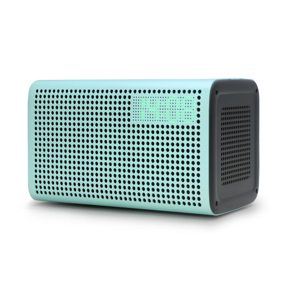 GGMM M3 Dual Wireless WiFi Bluetooth Digital Speaker Hi-Fi Music Player Portable