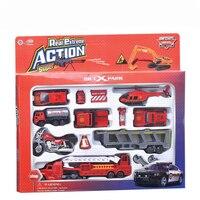 Nieuwe Mini Speelgoed Auto Dinky Model Miniatuur Legering Speelgoed Auto Motorfiets bus truck kids dinky toys voor kinderen jongen geschenken goedkope china speelgoed