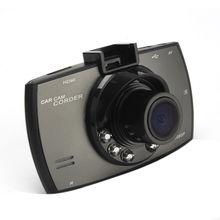 Large 2.7″ HD 1080P LCD Car DVR Dash Camera Crash Cam G-sensor Night Vision HDMI black
