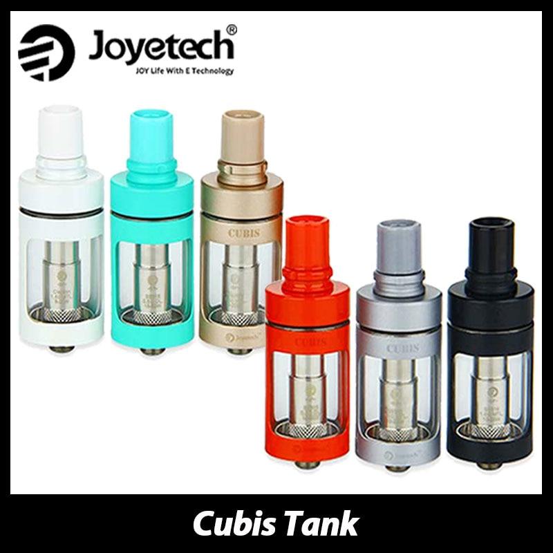 Joyetech Cubis Atomizer Tank 3 5ml E liquid Capacity with BF SS316 Clapton Coil font b