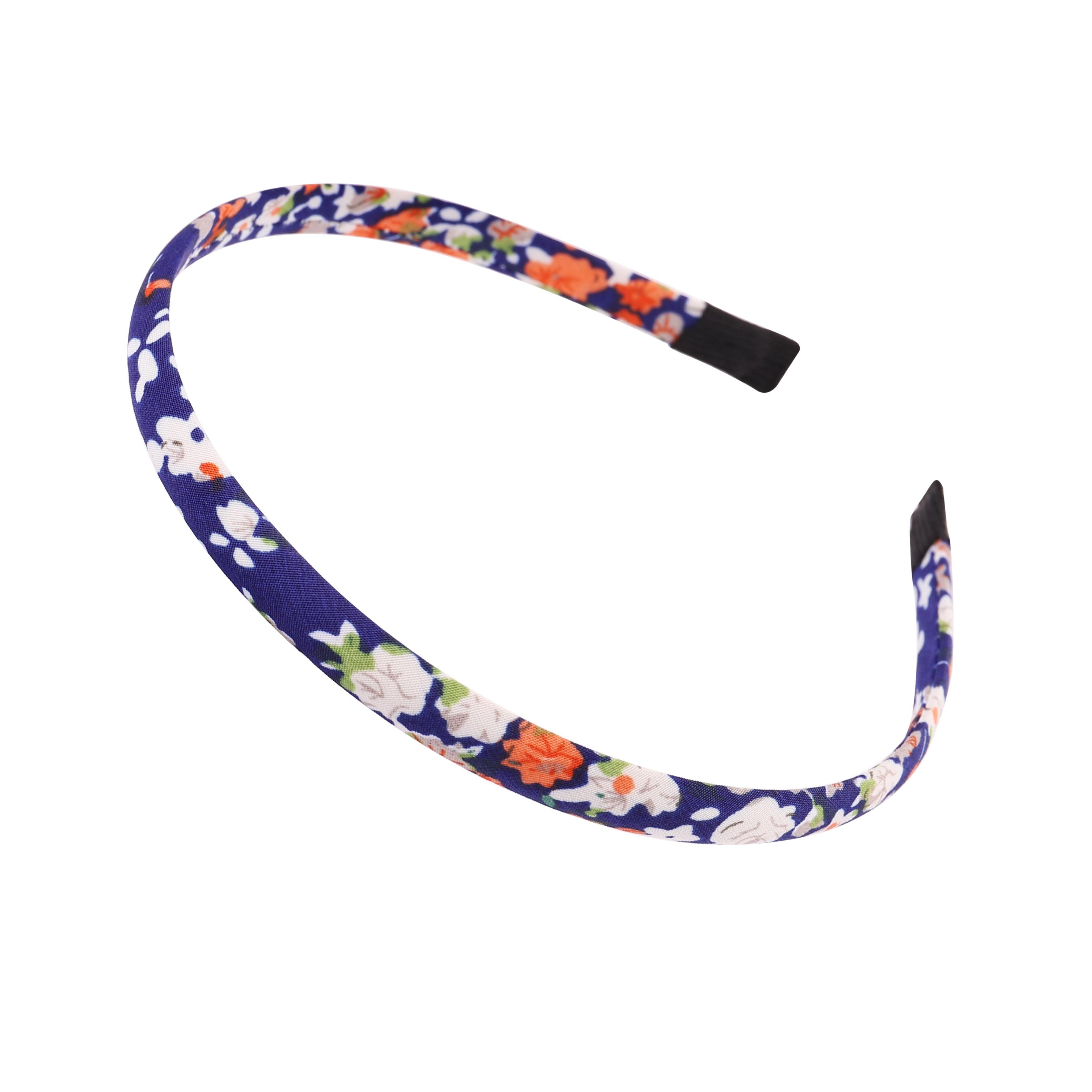 12pcs Bohemia High Elastic DIY Satin Headbands Floral Hair Bands for Women DIY Boho Hair Accessories Turban Headband in Women 39 s Hair Accessories from Apparel Accessories