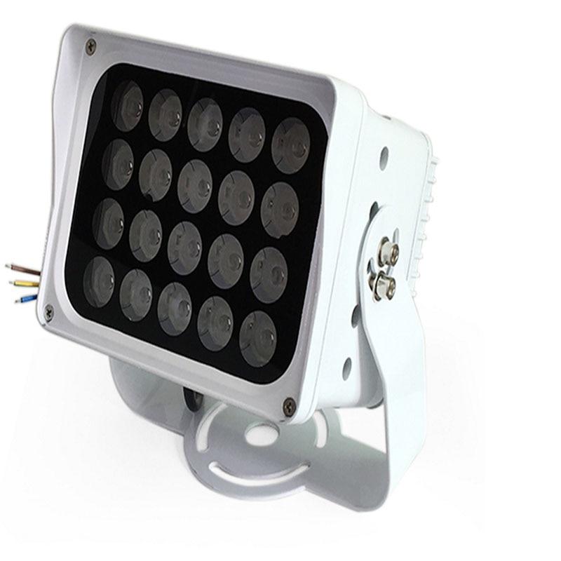 Laser infrared light monitor fill light project monitoring laser infrared auxiliary light camera night vision fill light