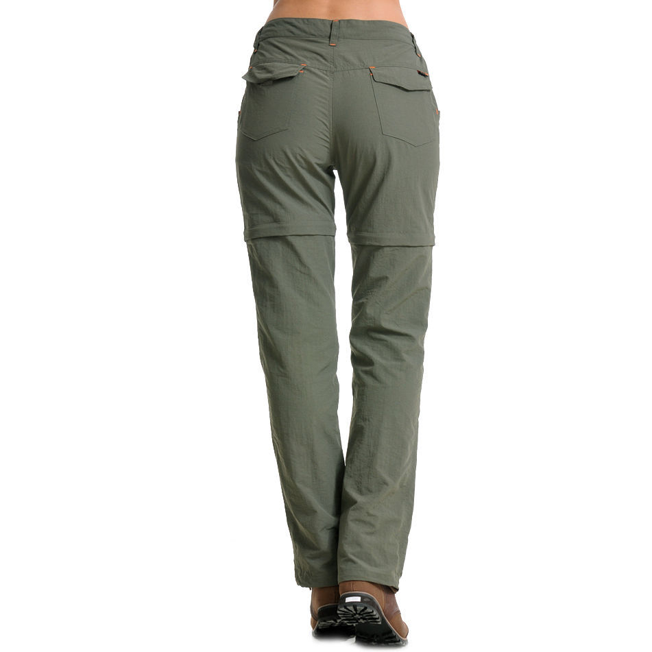 Womens Fashion Quick Dry Long Cargo Pants Dry easy Golf Trousers ...