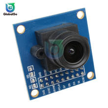цена на OV7670 Camera Module OV7670 Module Support For VGA CIF Auto Exposure Control Display Active size 640X480 For Arduino