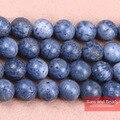 Оптовая продажа бусины из натурального камня синего коралла 15 \