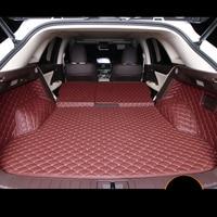 lsrtw2017 fiber leather car trunk mat for lexus rx200t rx350 rx450h rx300 2015 2016 2017 2018 2019 2020 al20 f sport
