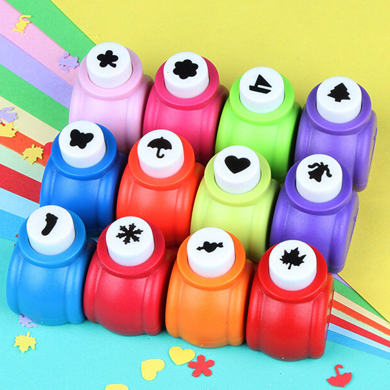 mini flower paper punches